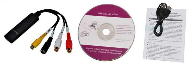 RFSYSTEMLab USB-Cap Video capture for intra oral cameras